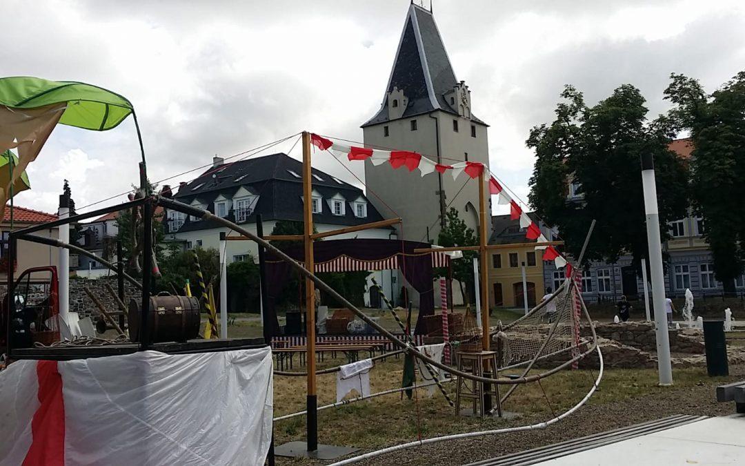 Archa Noemova – kulturní léto v Kadani