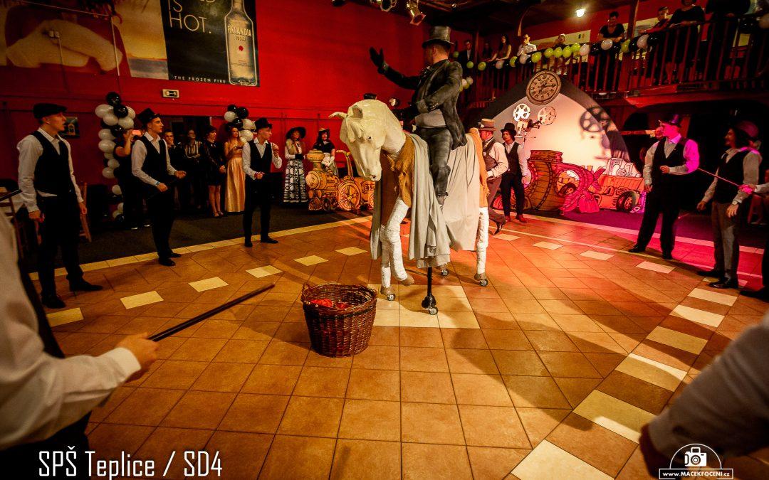 Maturitní ples SPŠ Teplice