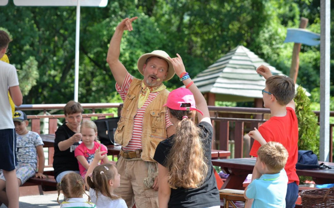 zahájení letní sezóny v ZOO Ústí nad Labem