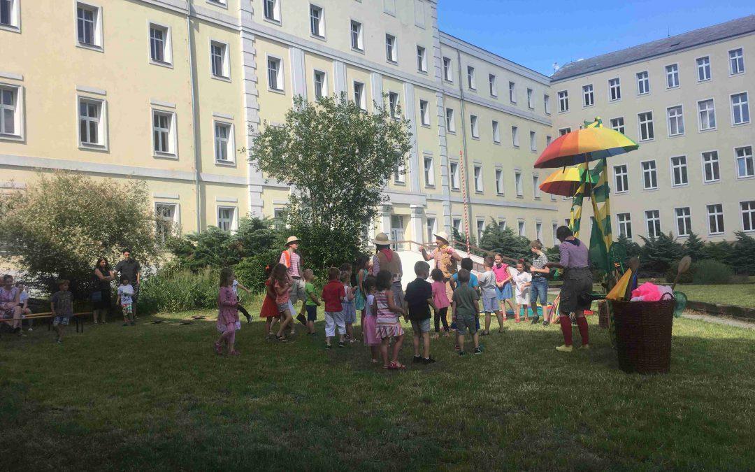 Pasování na školáky v MŠ Bohosudov